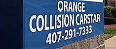 orange collision center